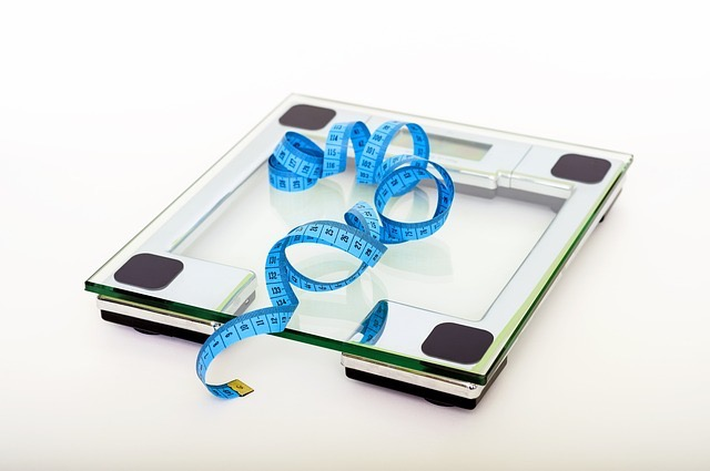 Remember the number on the scale is not a true measure of health. Your weight fluctuates based on what you have eaten, hydration level, hormones so it is better to weigh no more than once a week.